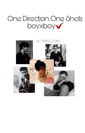 One Direction One Shots boyxboy✔