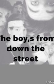 The boys from down the street by _the-new-book_