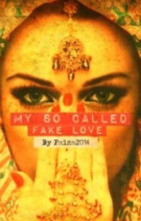 "My so called "" Fake Love"" by Faiza2014"