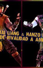 Kuai Liang & Hanzo Hasashi-De Rivalidad A Amistad by NocturnalBlaze