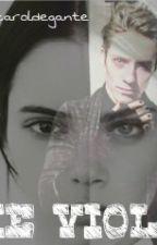 Me violo by CarolinadeGante737