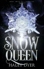 Snow Queen by LilBlue14