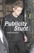 Publicity Stunt • Luke Hemmings by calumhoodcth