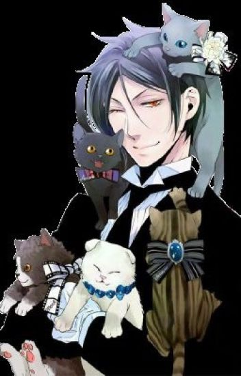 Black Butler x Male!demon!reader