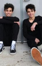 Dobre Love. (Lucas and Marcus Fanfic) by LoveLiveDieSmiling44