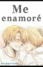 (USUK) Me enamore  by Harukaprincess