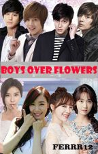 BOYS OVER FLOWERS by Ferrr12