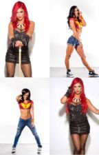No Judgement on Love (WWE girlxgirl) by Dean_AmbroseLover