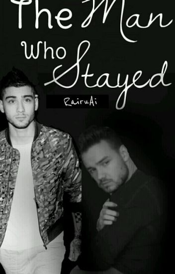 The Man Who Stayed [Ziam AU]