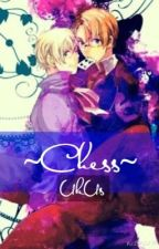 ~Chess~ UkUs {Aph Cardverse} by DragonSongs