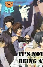 It's not easy being a uke (Junjou Romantica/Sekai Ichi Hatsukoi fanfic) by BreezeBlad