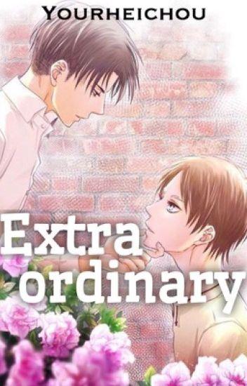 Extraordinary (Ereri/Riren) (boyxboy)
