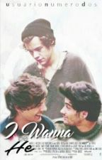 i wanna be he; larry-zouis by as-summerwine