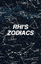 Rhi's Zodiacs by forgottenaesthetics