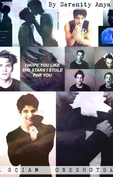 Sciam Oneshots (Teen Wolf)