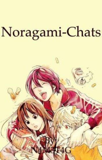Noragami-Chats