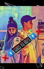 Chicas VS Chicos- (Monsta X) WonHo y tu- by BloemenBTS