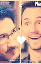 Markiplier X Matthias Fanfiction by sunclawss