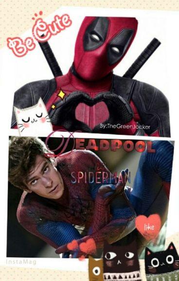 Spiderman x Deadpool (BxB)