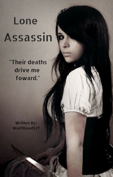 Lone Assassin (Minecraft Diaries Fanfiction)