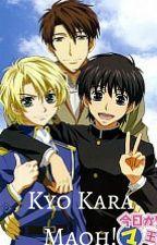 Kyo Kara Maoh! (Fanfic!) by AnimeFanficOnline