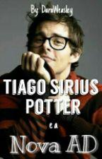 Tiago Sirius Potter e a Nova AD by DaraWeasley