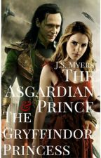 The Asgardian Prince and The Gryffindor Princess || Loki x Hermione Love Story by JS_Myers