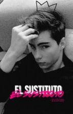 El Sustituto. -Jesús Oviedo- by jdomftheroes_