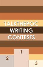 TalkThePOC Writing Contests by talkthepoc