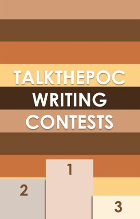 TalkThePOC Writing Contests by talkthepoc