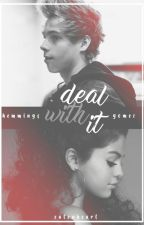 deal with it |L.H| by eatenheart