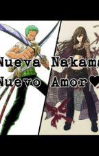 Nueva Nakama,Nuevo Amor ♥ by TheBerry16