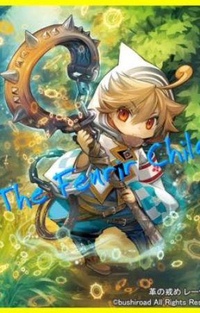 The Fenrir Child by Wiidoka999