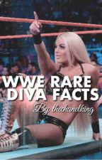 WWE Rare Diva Facts by thechanelking