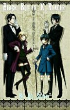 Black butler x Neko reader by Carter_Jaxon