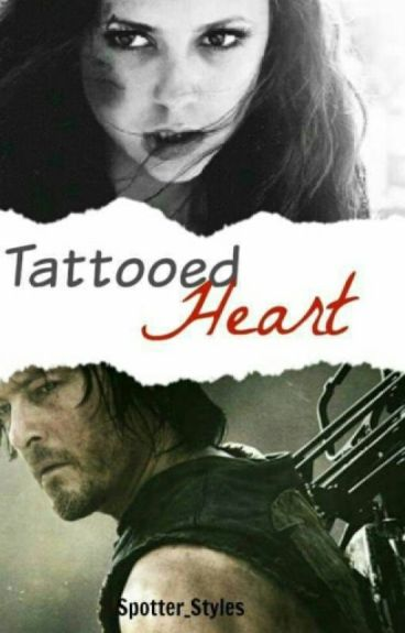 Tattooed heart (Daryl Dixon)