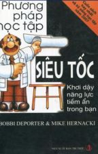 Phuong Phap Hoc Tap Sieu Toc by koolboy1106