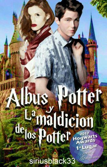 Albus Potter y la maldición de los Potter    #PNovel
