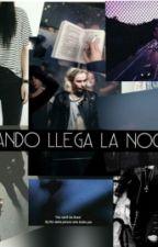 """""""Cuando llega la noche"""" (Guido Sardelli y tú) by 27Libertad"""
