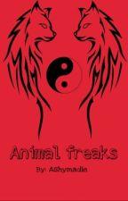 Animal Freaks by ashymadie