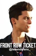 Front Row Ticket - Erick Brian Colon by labandafans_