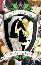 Shield's Undertaking by BlueNinetails