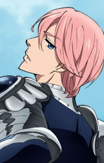 Gilthunder's Sister (Seven Deadly Sins fanfic)