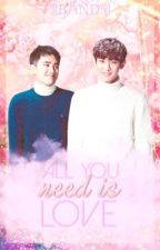 All you need is love by 2BandM