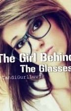 the girl behind the glasses by CrazeOverload