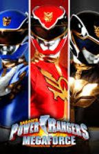 Power Rangers Preferences by Shygirl1654
