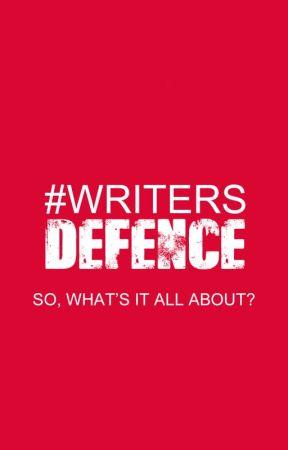 #WritersDefence by WritersDefence