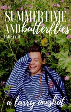 Summertime and Butterflies   L.S ONESHOT by larryvgl
