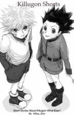Killugon shorts! by -Killua_Gon-
