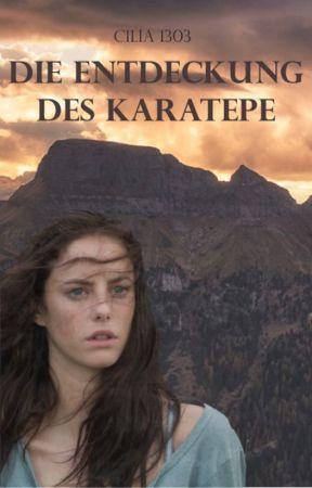Die Entdeckung des Karatepe by Cilia1303